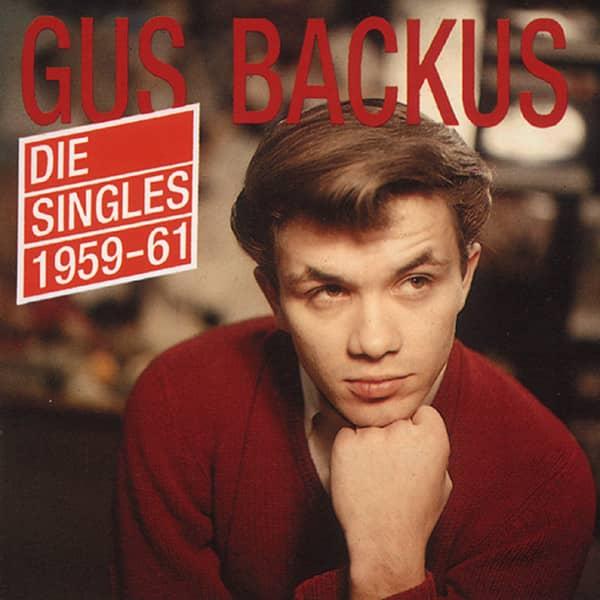 Backus, Gus Die Singles 1959-61