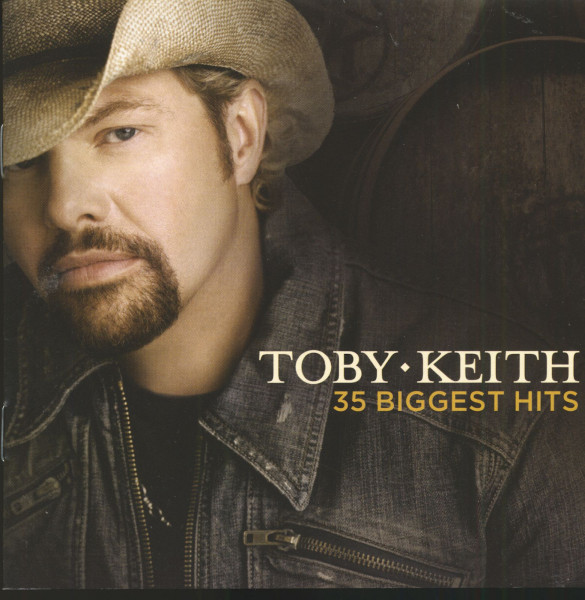 Keith, Toby 35 Biggest Hits (2-CD)