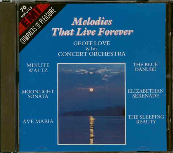 Melodies That Live Forever (CD)