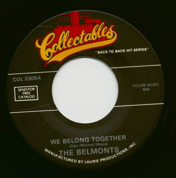 We Belong Together - Ring A Ling (7inch, 45rpm)