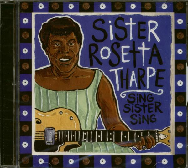 Sing Sister Sing (CD)