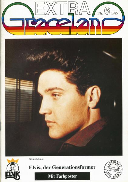 Graceland Extra Magazin Nr.06 - 1985