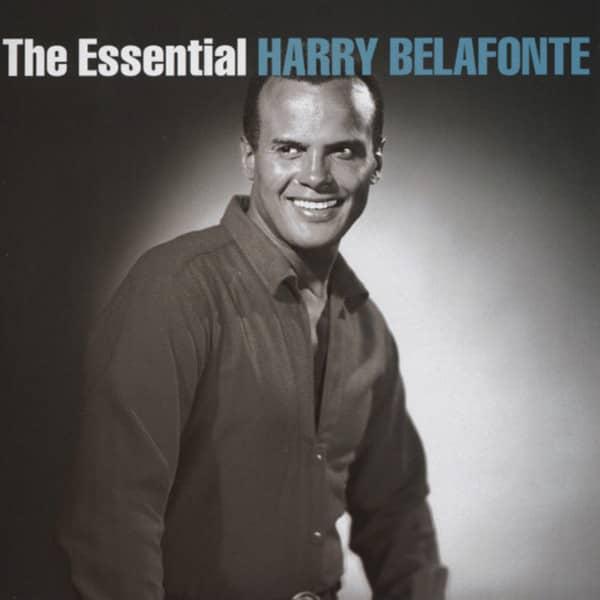 Belafonte, Harry The Essential 2-CD