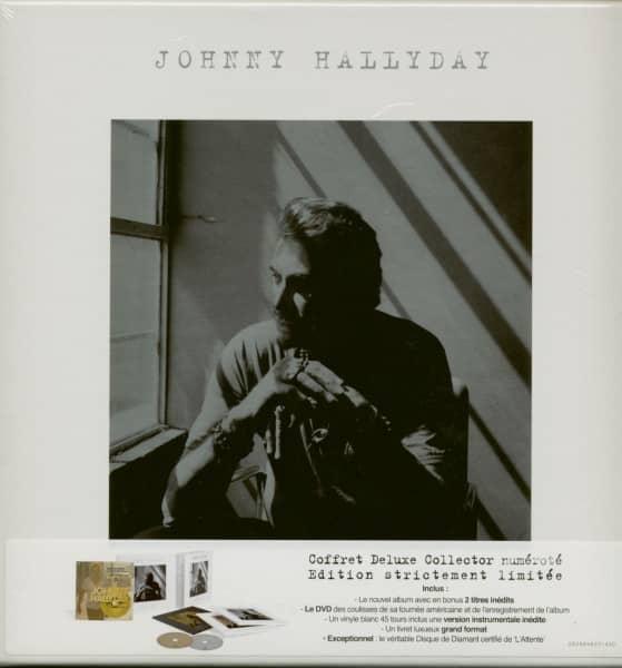 Rester Vivant - Deluxe Edition (CD-DVD-45rpm-Book, Ltd.)