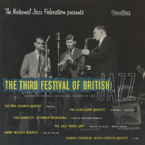 Va The Third Festival Of British Jazz