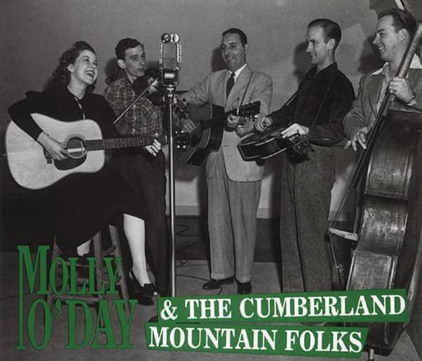 Cumberland Mountain Folks (2-CD)