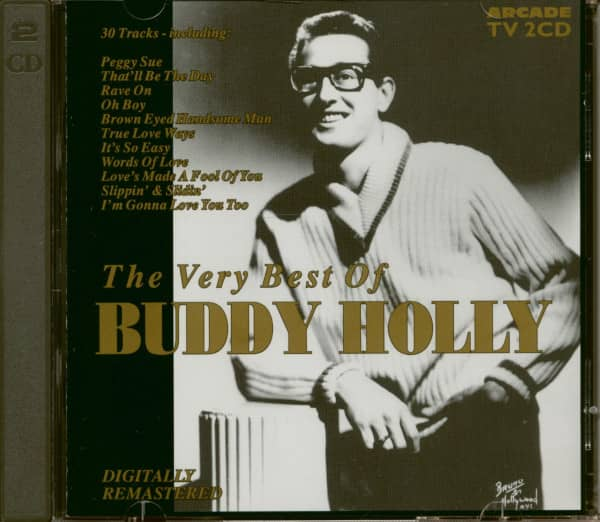 The Very Best Of Buddy Holly (2-CD)