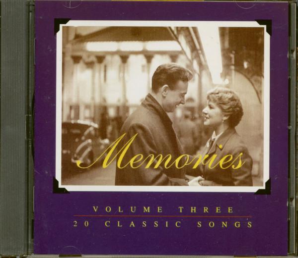 Memories Vol.3 (CD)