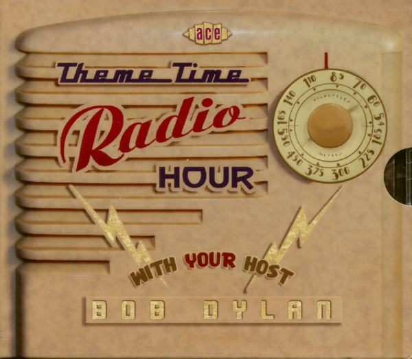 Va Bob Dylan's Theme Time Radio Hour (2-CD)