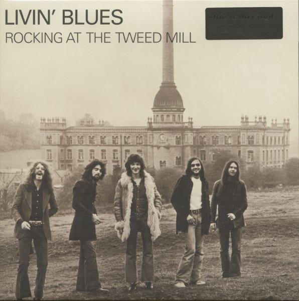 Rocking At The Tweed Mill (LP, 180g Vinyl)