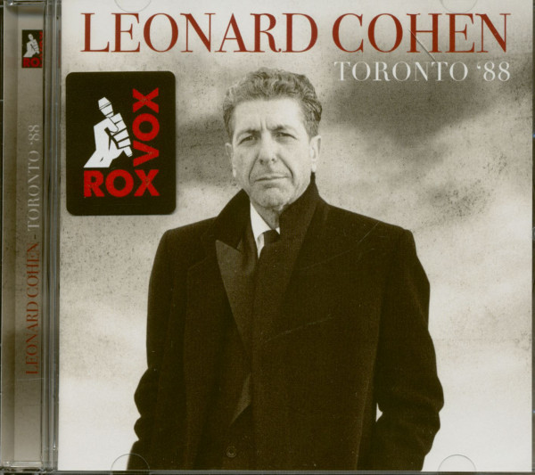 Toronto '88 (CD)