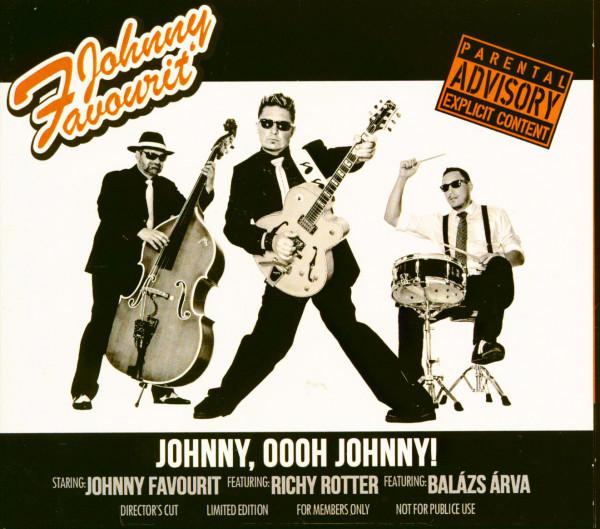 Johnny, Oooh Johnny! (CD, Ltd.)