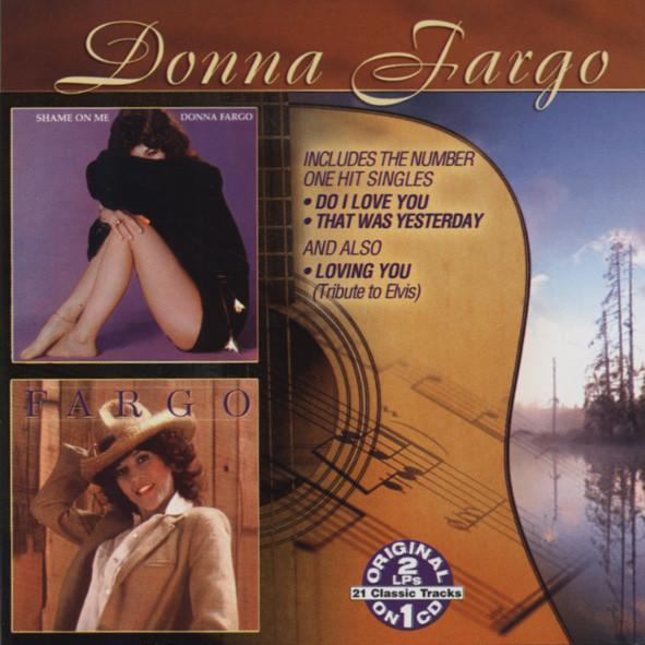 Shame On Me & Fargo (CD)