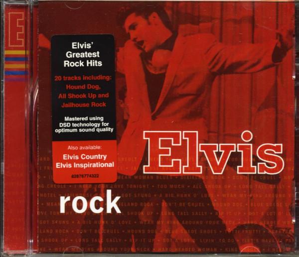 Elvis Rock (CD)