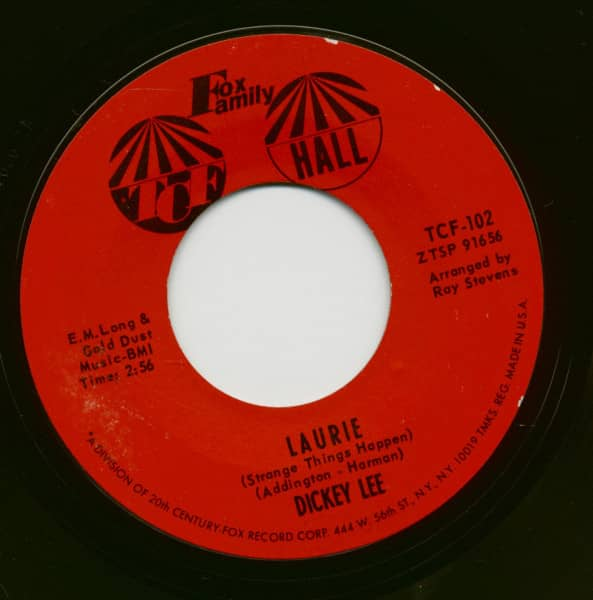 Laurie - Party Doll (7inch, 45rpm)