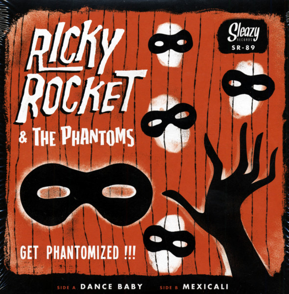 Get Phantomized 7inch, 45rpm, PS