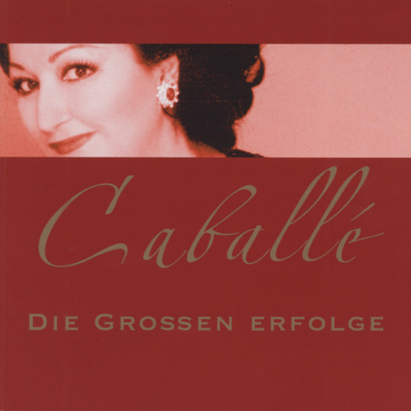 Caballe, Montserrat & Friends Die grossen Erfolge (2-CD)
