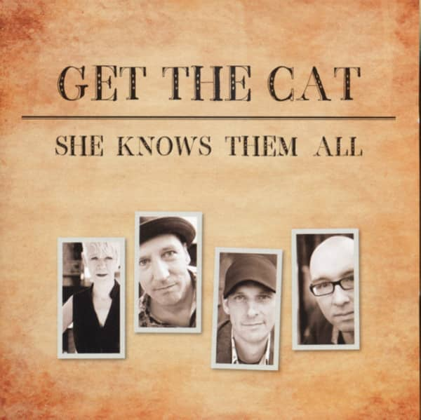 Get The Cat She Knows Them All