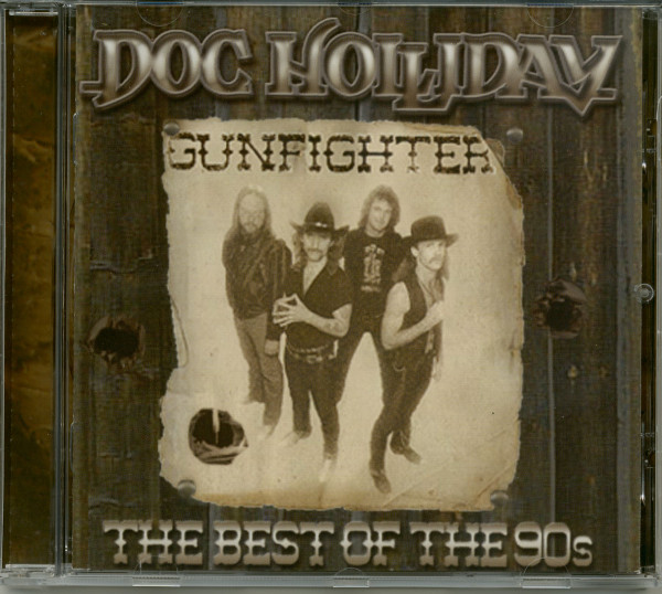 Gunfighter-The Best Of The 90s (CD)