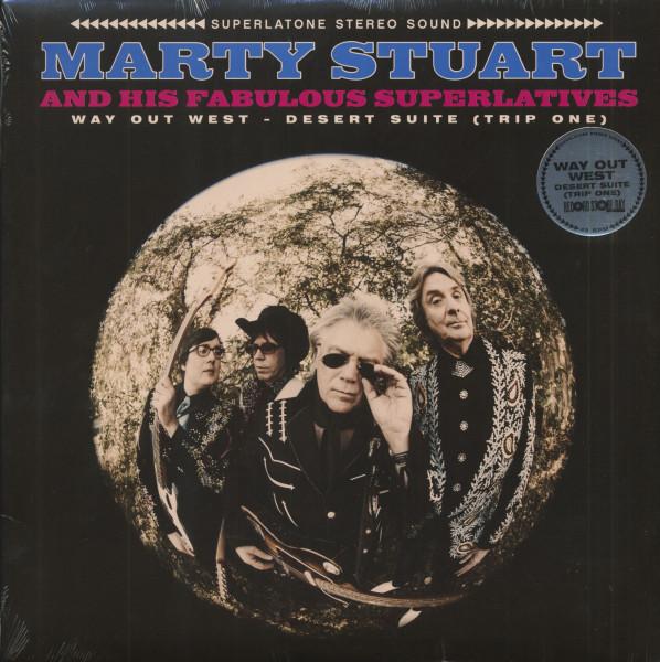 Way Out West - Desert Suite Trip One (LP, 45rpm, Ltd.)