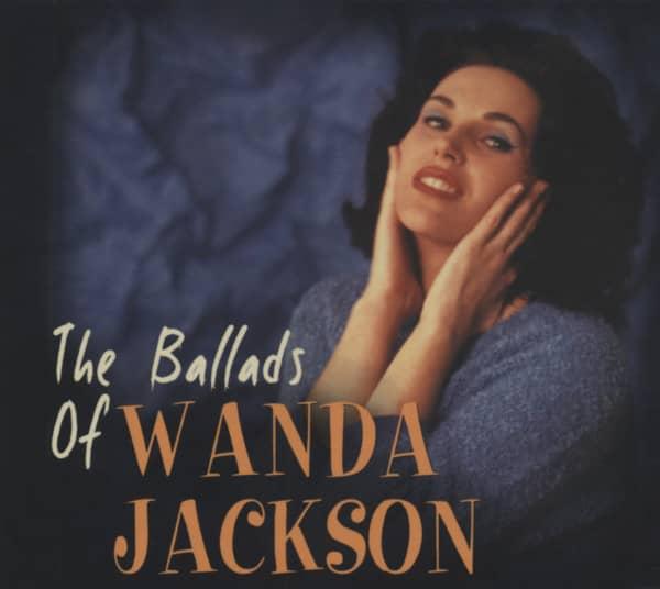 The Ballads of Wanda Jackson