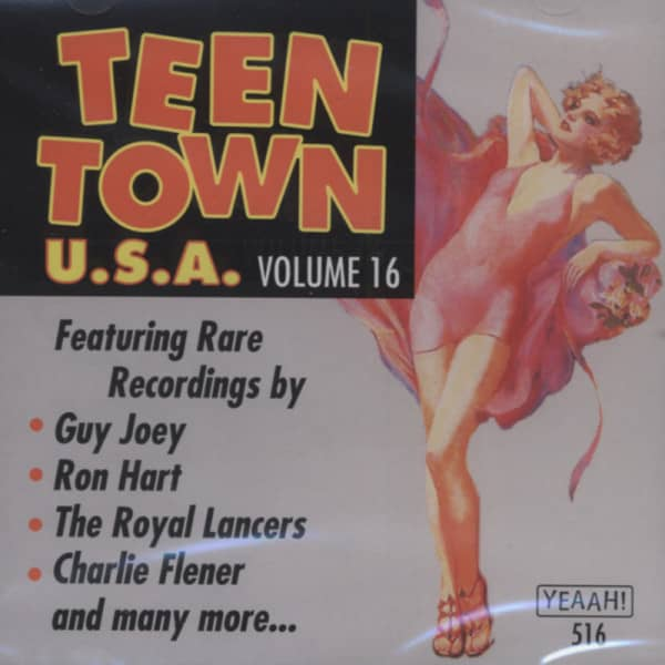 Vol.16, Teen Town USA