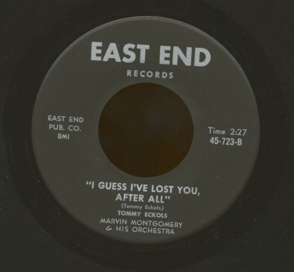 I Guess I've Lost You After All - Chee Chee The Private Eye (7inch, 45rpm)