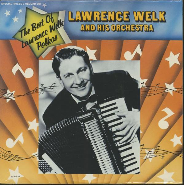 The Best Of Lawrence Welk Polkas (2-LP)
