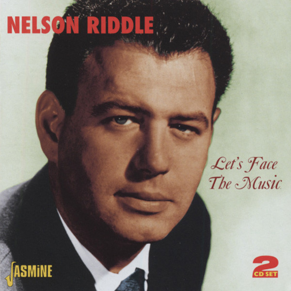 Riddle, Nelson Let's Face The Music (2-CD)