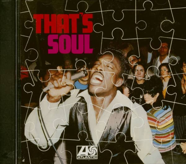 That's Soul 1 (CD)
