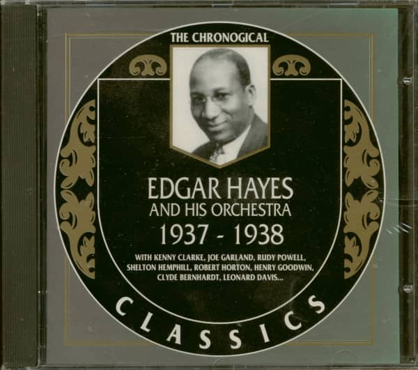 The Chronological Edgar Hayes And His Orchestra 1937-1938 (CD)