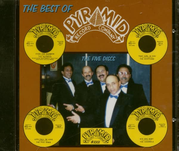The Best Of Pyramid Records (CD)
