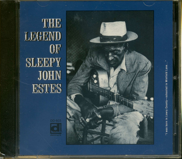 Estes, Sleepy John The Legend Of