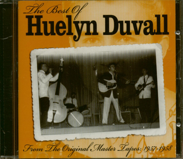 The Best Of Huelyn Duvall (CD)