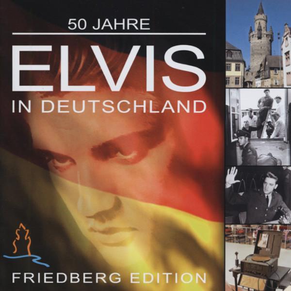 50 Jahre In Deutschland (2-CD) Friedberg Edition (CD)