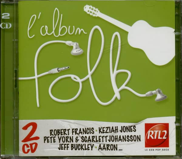 Va L'album Folk (2-CD)