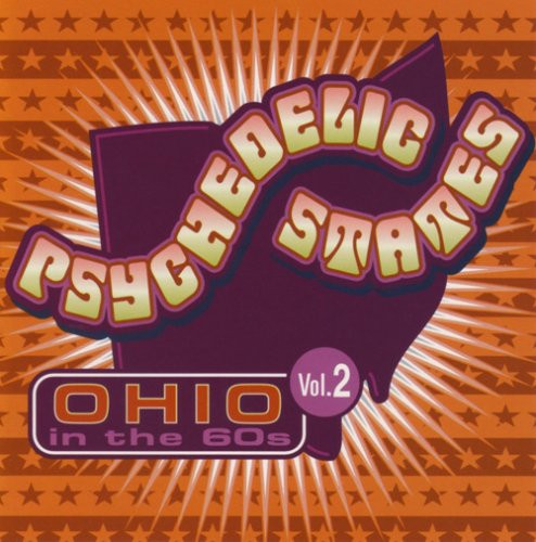 Psychedelic States - Ohio In The 60s Vol.2 (CD)