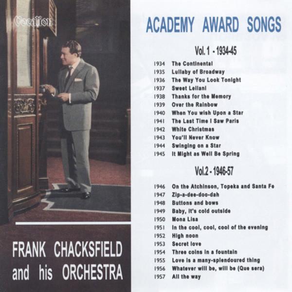 Chacksfield, Frank Academy Award Songs, Vol.1&2