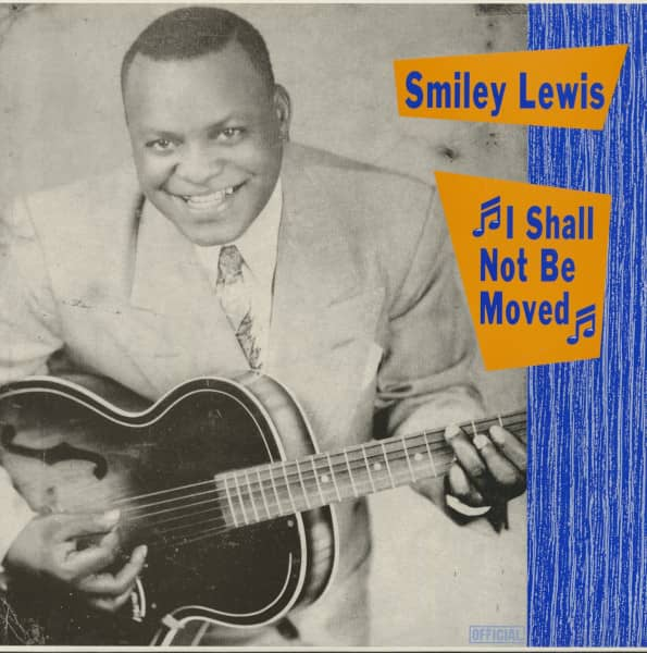 I Shall Not Be Moved (LP)