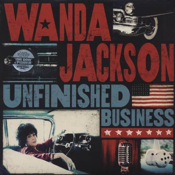 Jackson, Wanda Unfinished Business