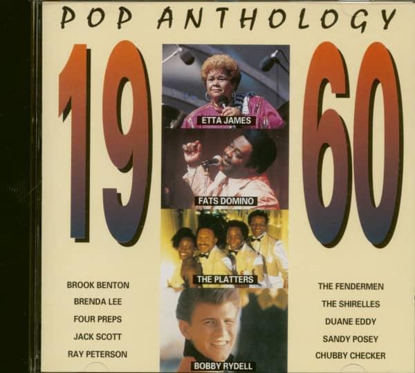 Pop Anthology 1960 (CD)