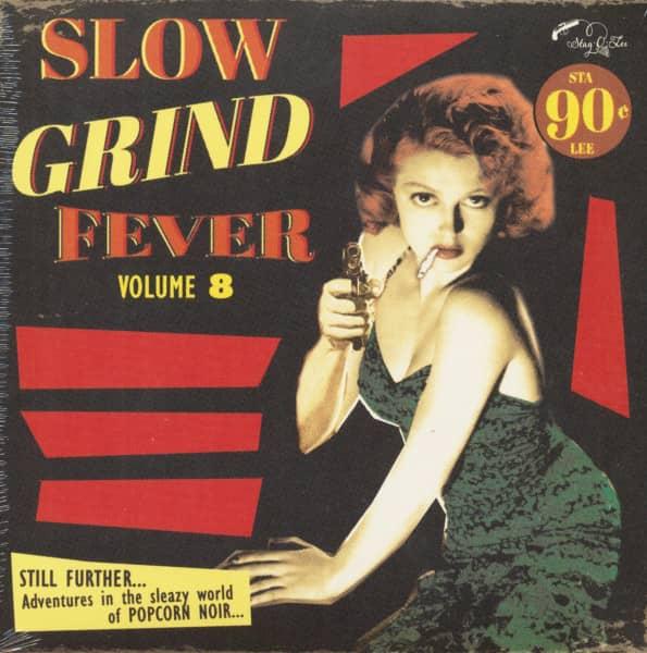 Slow Grind Fever, Vol.8 (LP)