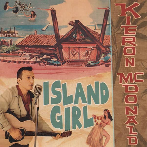 Mcdonald, Kieron Island Girl