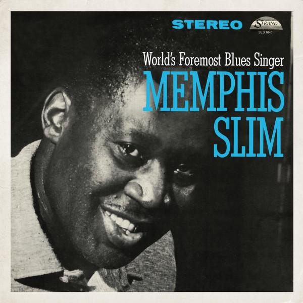 Worlds Foremost Blues Singer - 180g ltd.Edition