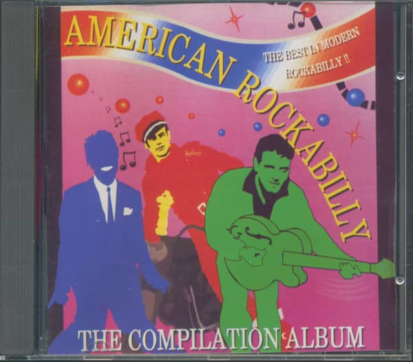 American Rockabilly (CD)