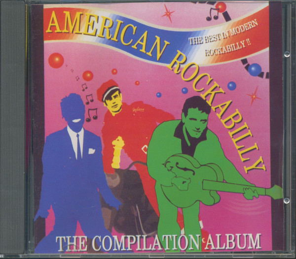 American Rockabilly (CD)