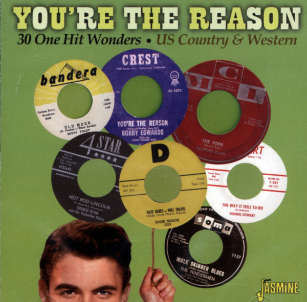 You're The Reason - 30 One Hit Wonders - US Country & Western
