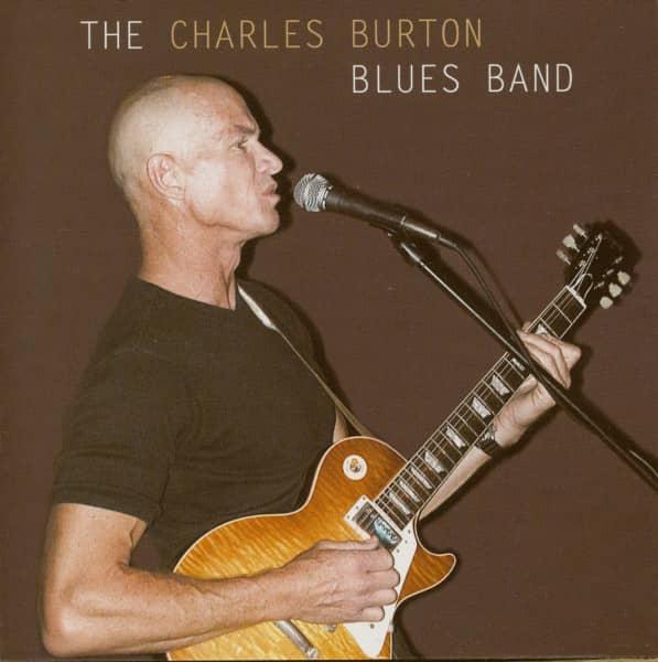 The Charles Burton Blues Band (CD)