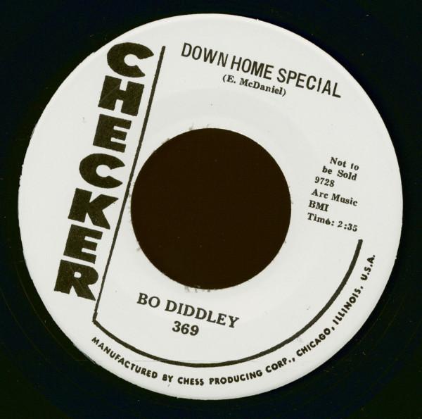 Down Home Special - Mumblin' Guitar (7inch, 45rpm)