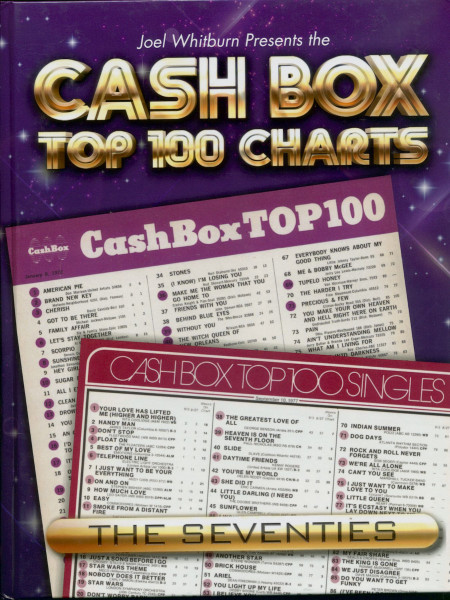 Joel Whitburn Presents - Cash Box - Top 100 Charts 70's